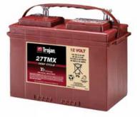 Baterie Trojan 27TMX, 12V-105Ah