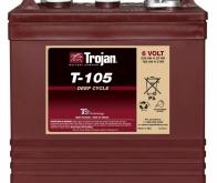 Baterie Trojan T-105 ; 6V - 225Ah