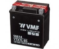 BATERIE MOTO 12V   6Ah VMF Powersport MF YTX7L-BS - 107 Lei