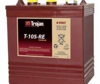 Baterie Trojan T105-RE, 6V 225Ah
