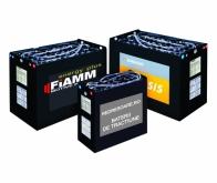 Baterii tractiune stivuitoare 48V